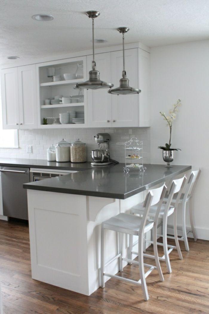 Idées Décoration Cuisine : Découvrir la beauté de la petite cuisine ...
