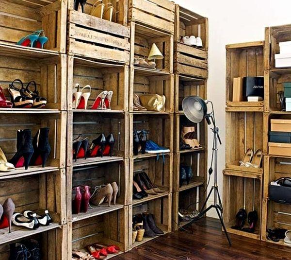 meuble chaussure palette designs de porte chaussures. Black Bedroom Furniture Sets. Home Design Ideas