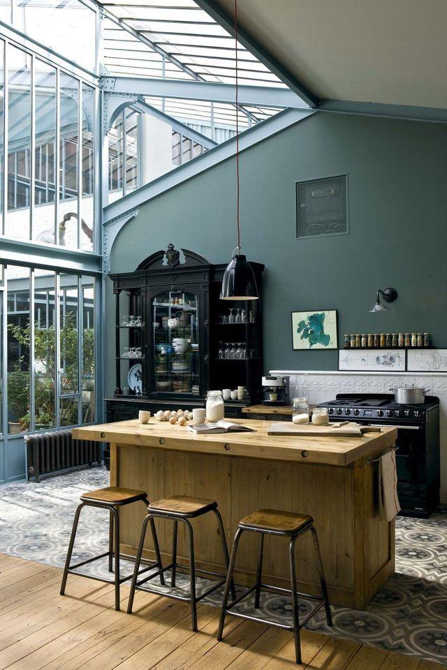 Verrière Cuisine : Verrière d\'intérieur pour cuisine - Decoro 360 ...