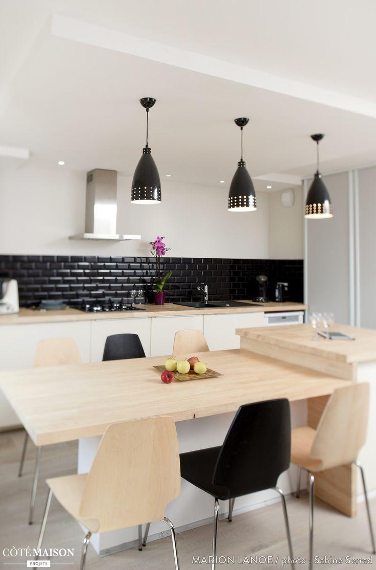 Verrière Cuisine : Rénovation d\'un appartement à Fontaines sur Saone ...