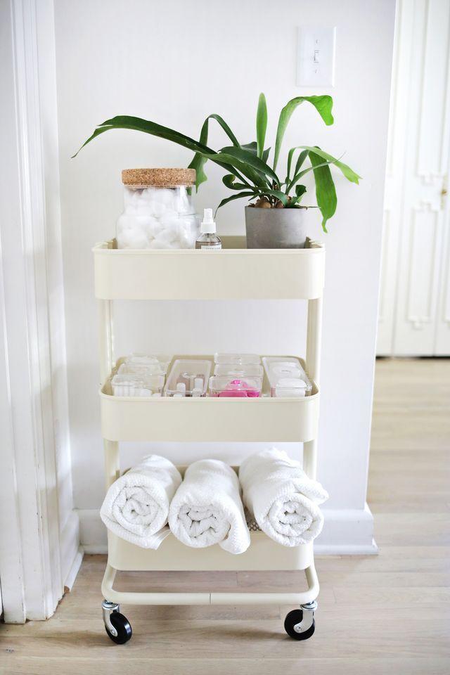 DIY Meubles : 10 idées de rangement pour la salle de bain ...