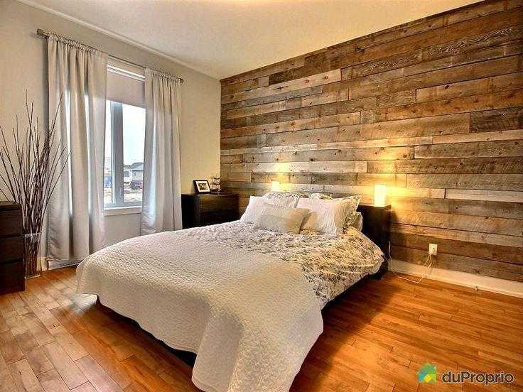 Mur De Bois Comme Dans Ma Future Chambre