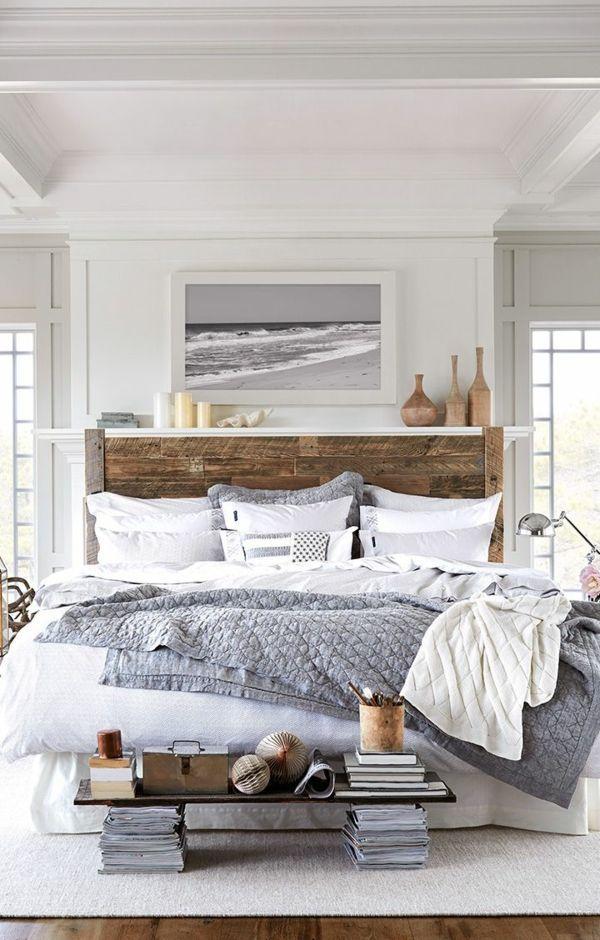 Lits en palette : On jase deco pour ta chambre à coucher ...