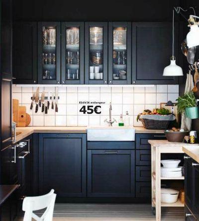 Verrière Cuisine Cuisine Ikea Consultez Le Catalogue