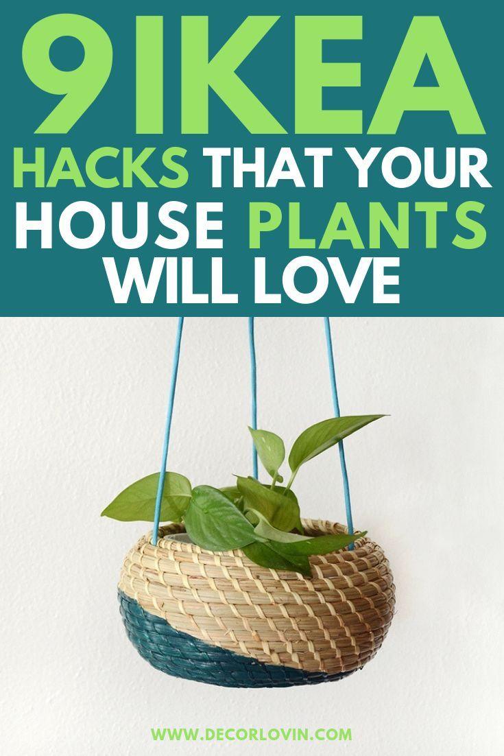 Diy meubles ikea hacks pour happy plants decoro 360 votre communaut d 39 inspiration d co n 1 - Diy meuble ikea ...