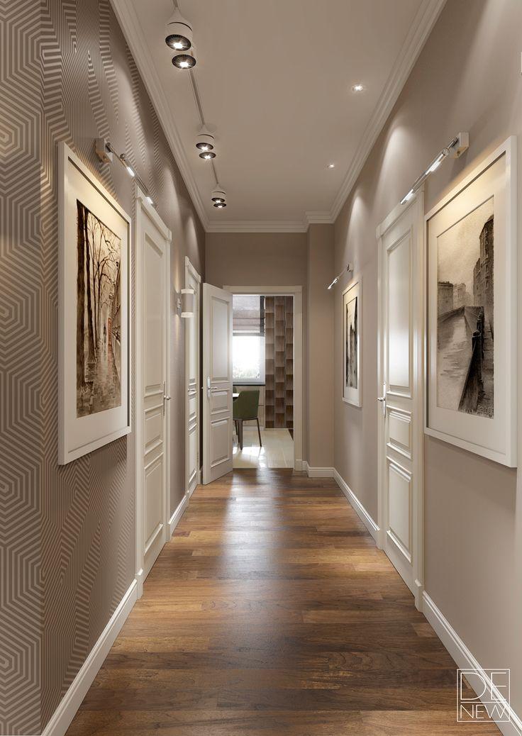 Idees Decoration Cuisine Couloir Et Hall D Entree Tendance