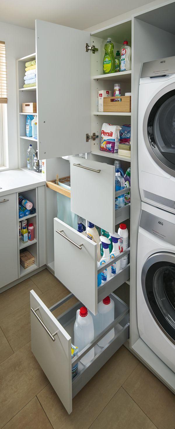 Idées Décoration Cuisine : Hauswirtschaftsraum von Spitzhüttl Home ...