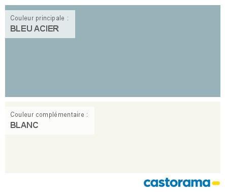 Lits en palette : Castorama Nuancier Peinture - Mon harmonie ...