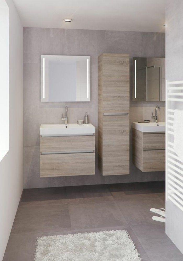 Idées Décoration Cuisine : La colonne de salle de bain, nos ...