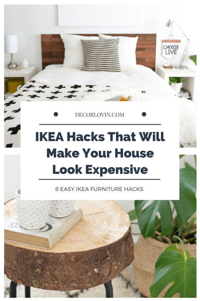 Diy meubles les meubles ikea qui rendront votre maison plus ch re decoro 360 votre - Diy meuble ikea ...