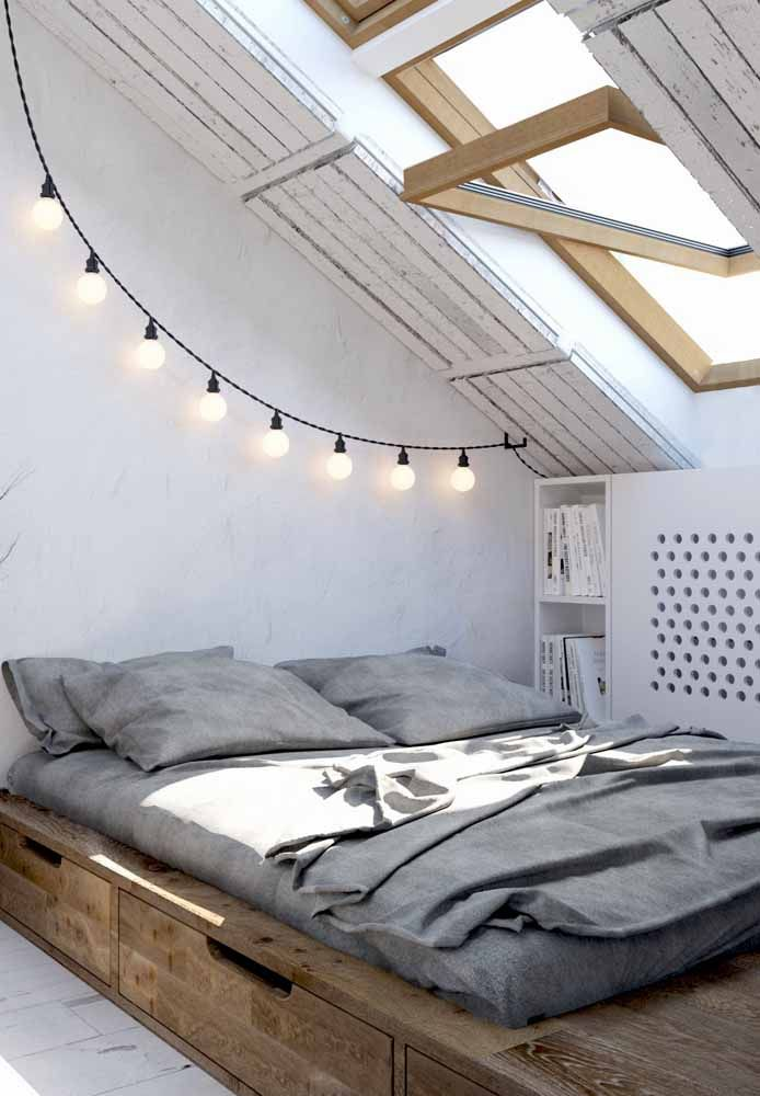 Wooden bed: is it hygge or not?