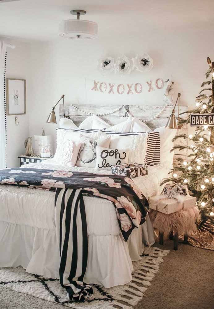 Christmas and hygge style also combine