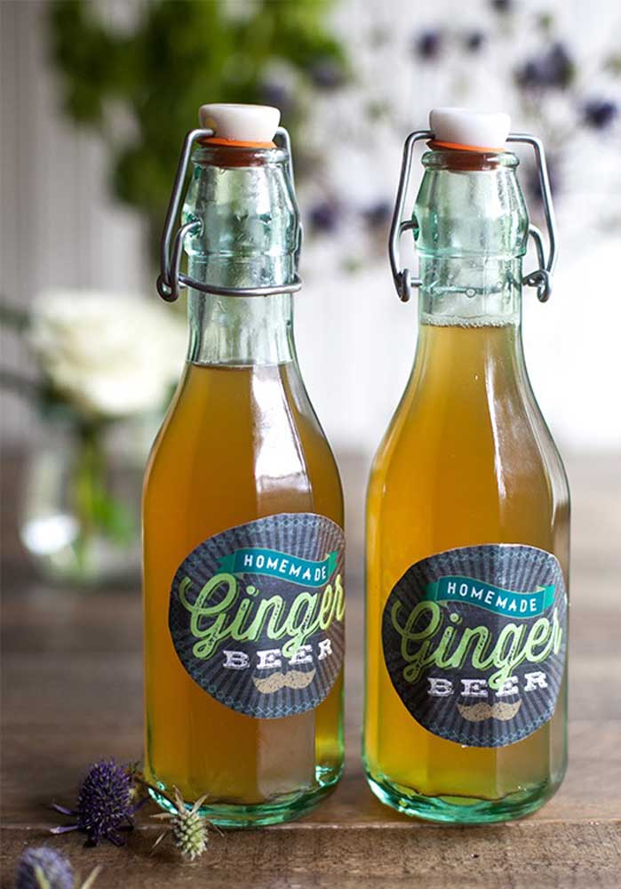 Ginger beer to warm your body and soul during the feast of Saint Patrick