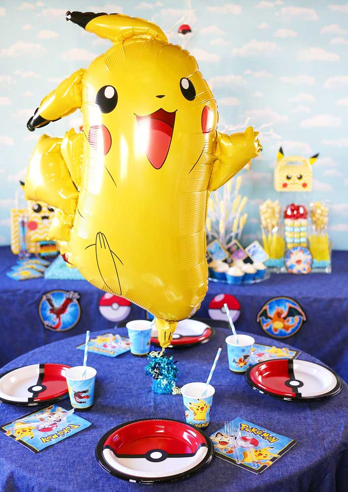 See what you can use as a pokemon centerpiece.