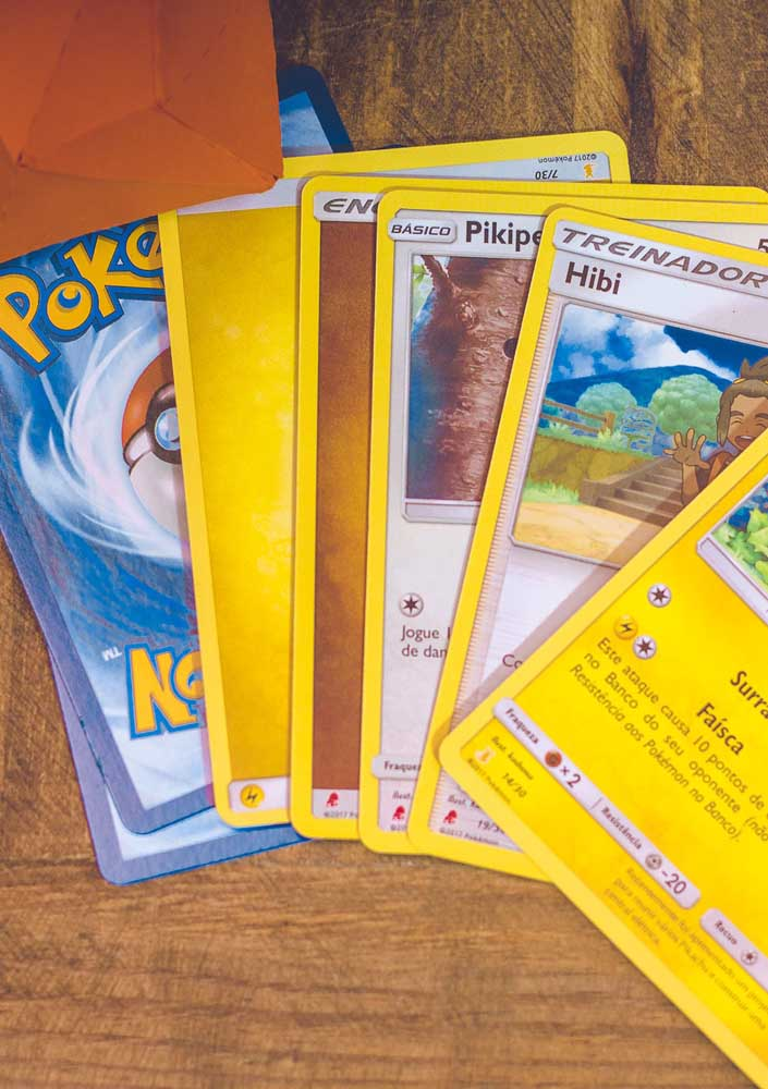 A children's party needs to be lively. To do this, prepare pokemon games for children.