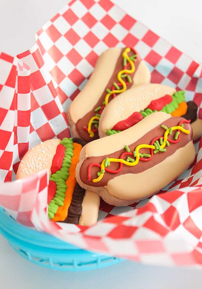 What do you think of preparing some hot dog treats?