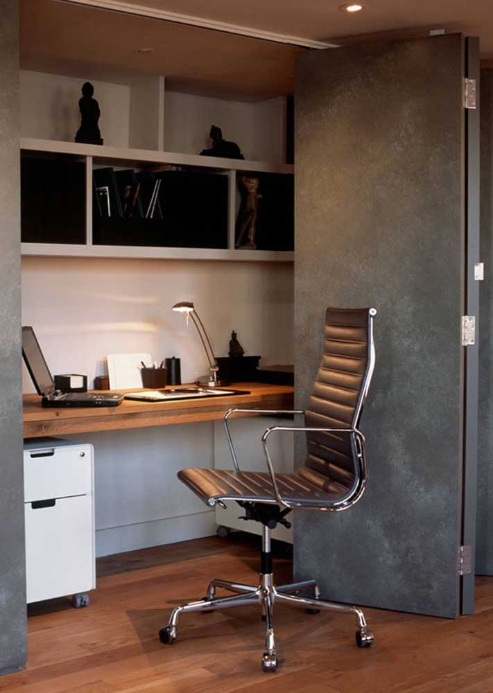 Comfort and ergonomics with a special office chair