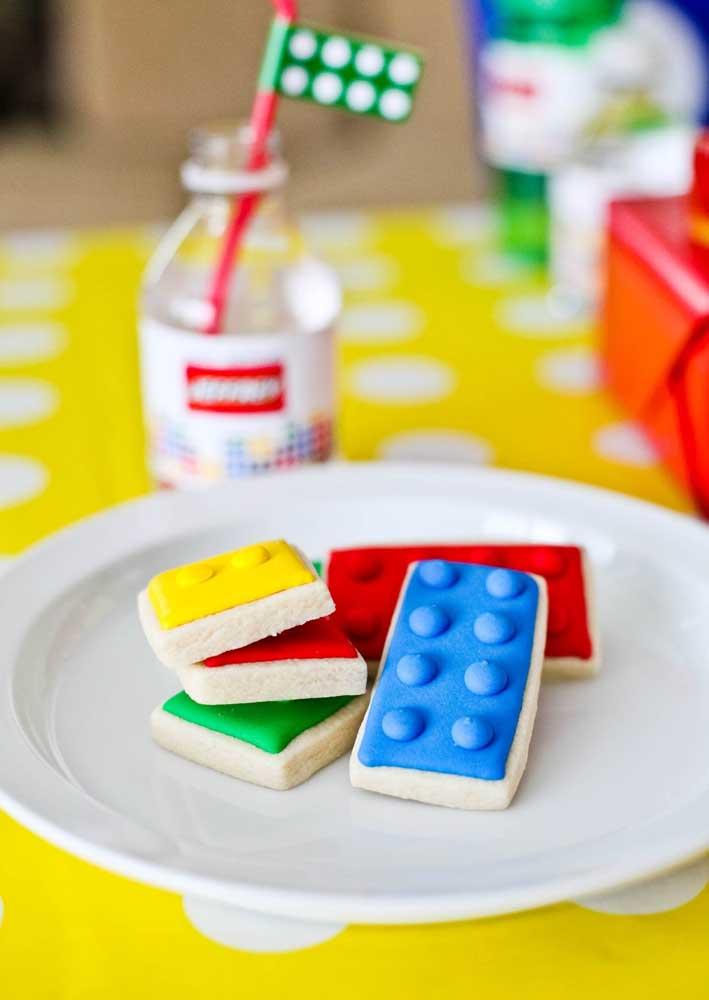 Lego cookies or chunks?