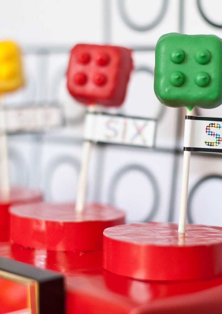 With a little creativity you can assemble anything you want with the Lego theme