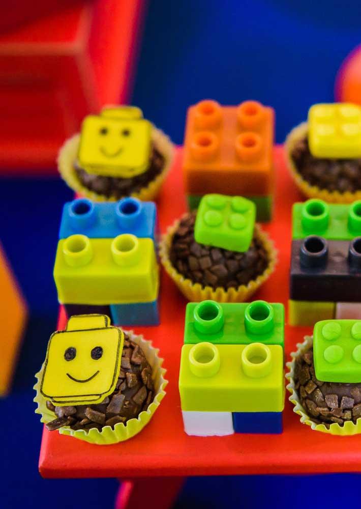 Lego brigadeiros!