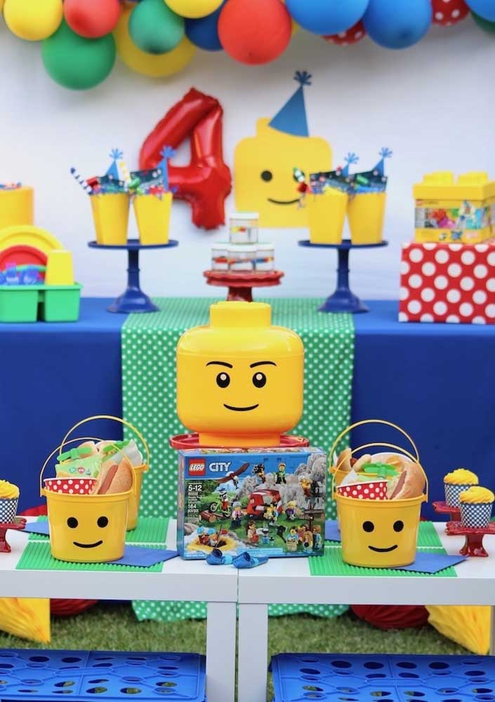 Lego Party: for all ages!