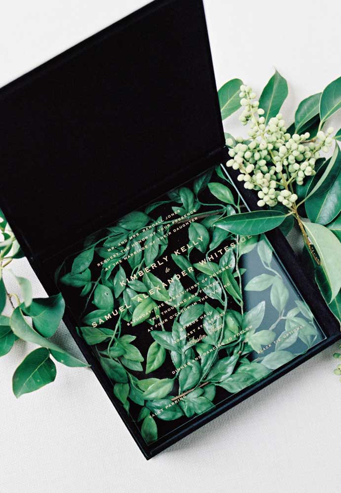 Adapt the look of the groomsmen invitation with the theme and style of the wedding party