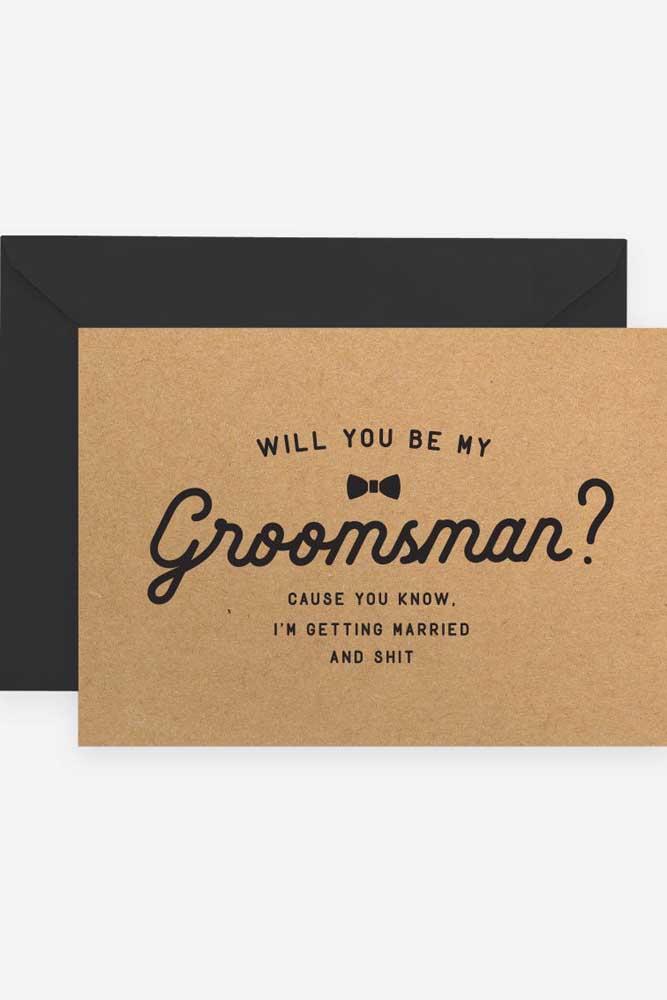 Simple and beautiful invitation!