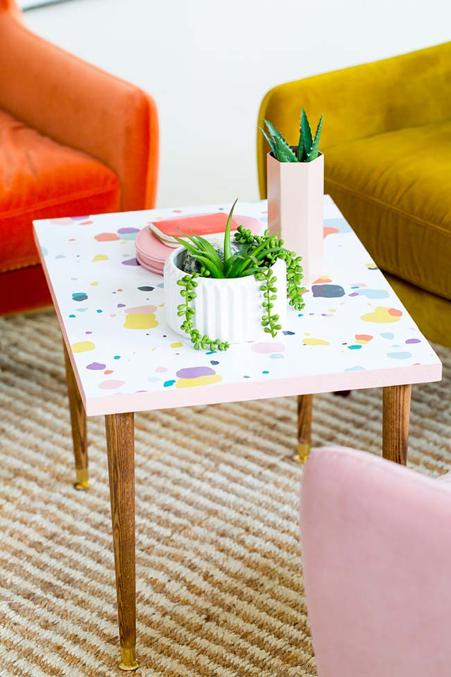 Do it yourself: coffee tables