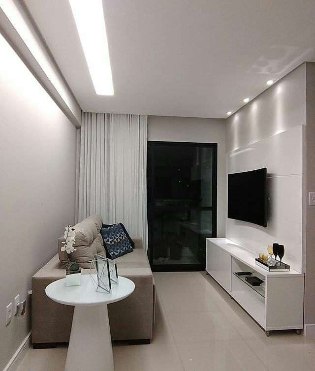 Environment with neutral decor