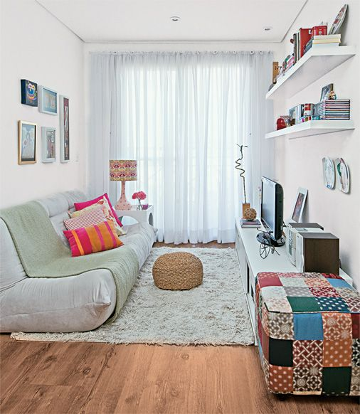 Simple decoration for living room