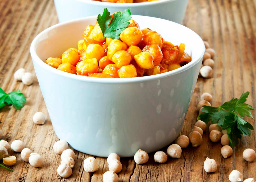 Discover how to cook chickpeas