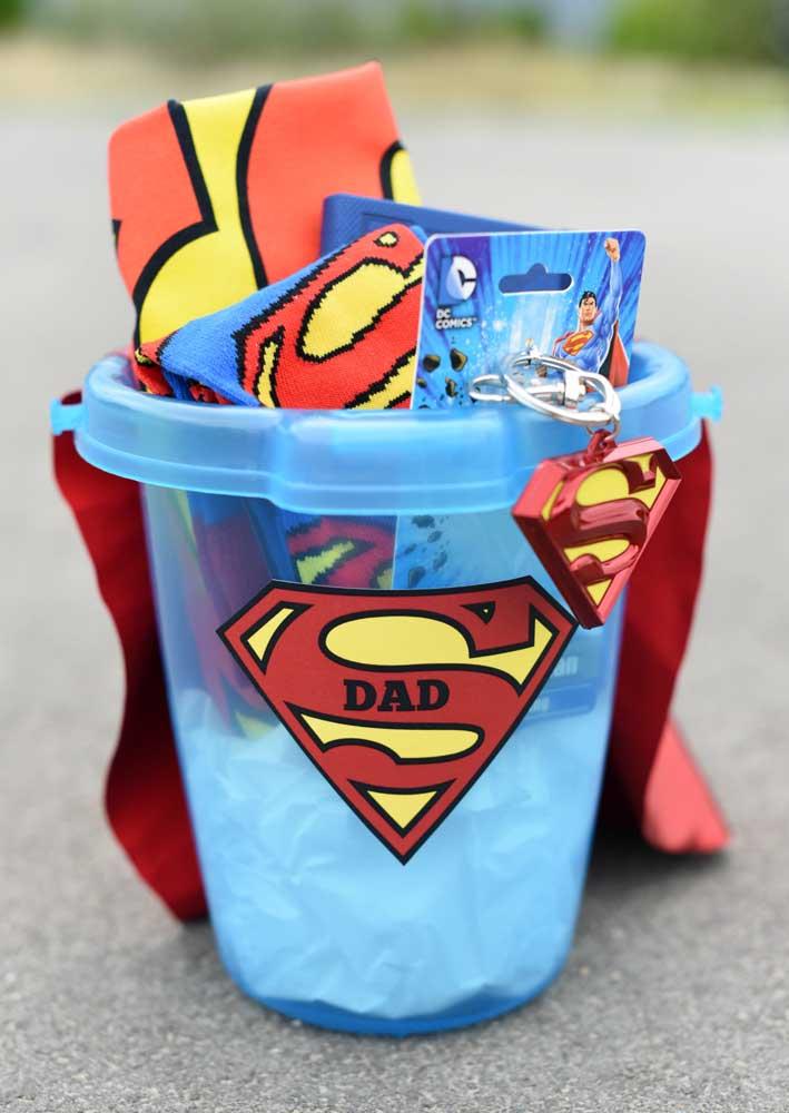 Superman Dad!