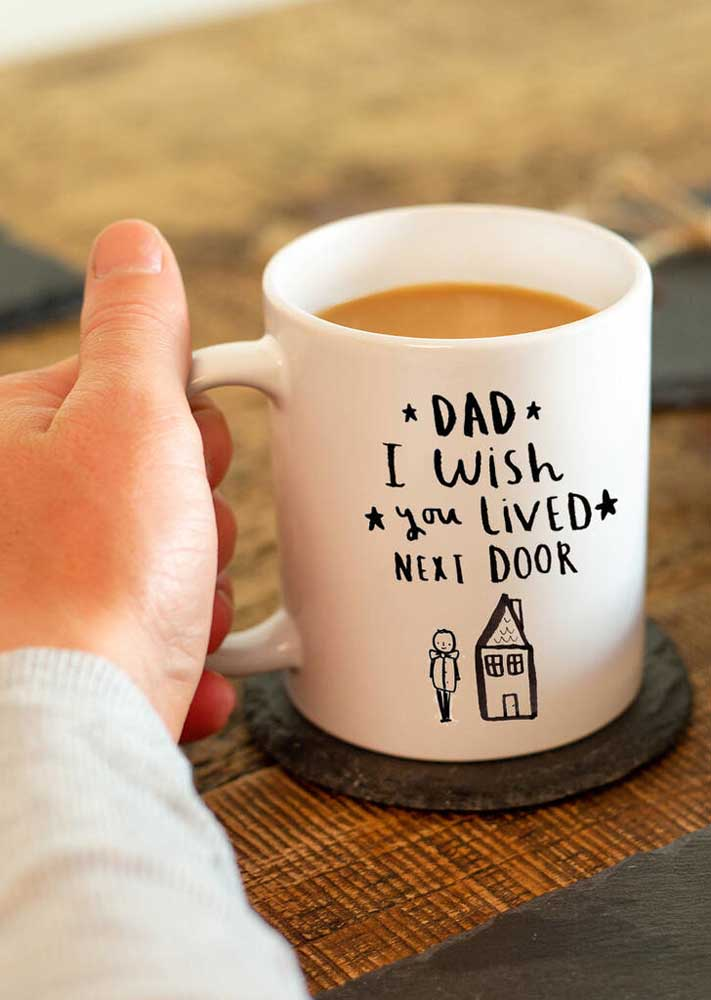 Personalized cup: a gift that never goes out of style