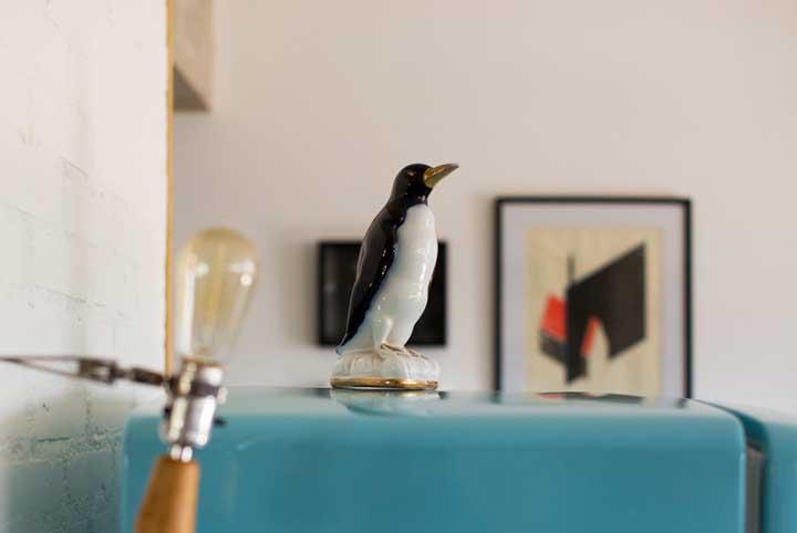 Refrigerator Penguin