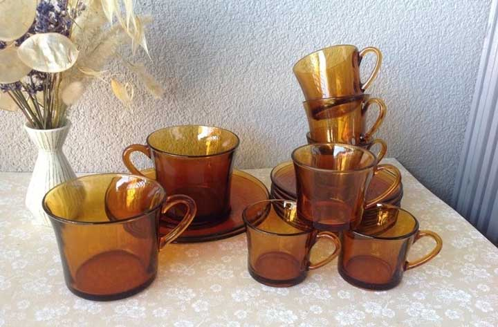 Duralex Cup Set