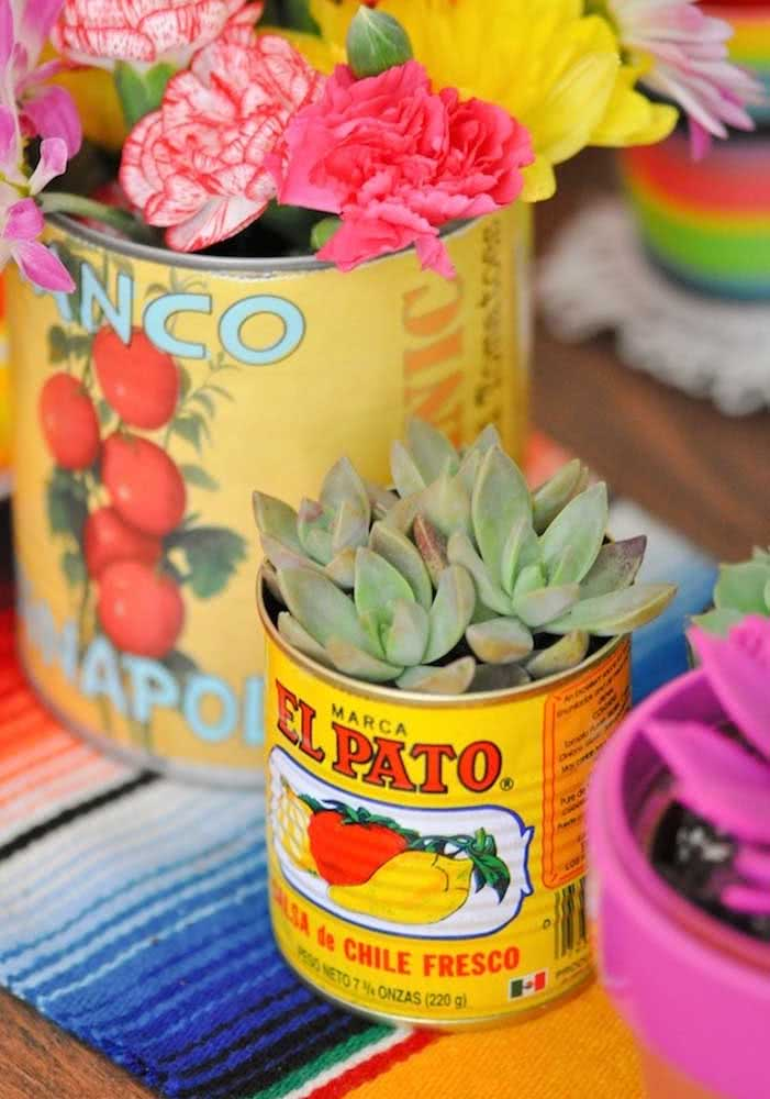 Cans and Cacti