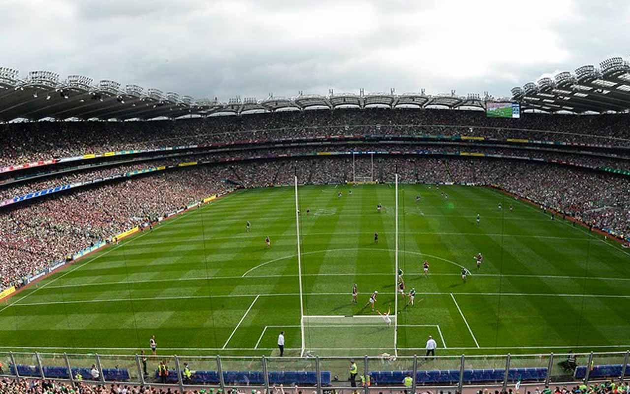 14th - Croke Park - Dublin (Ireland)