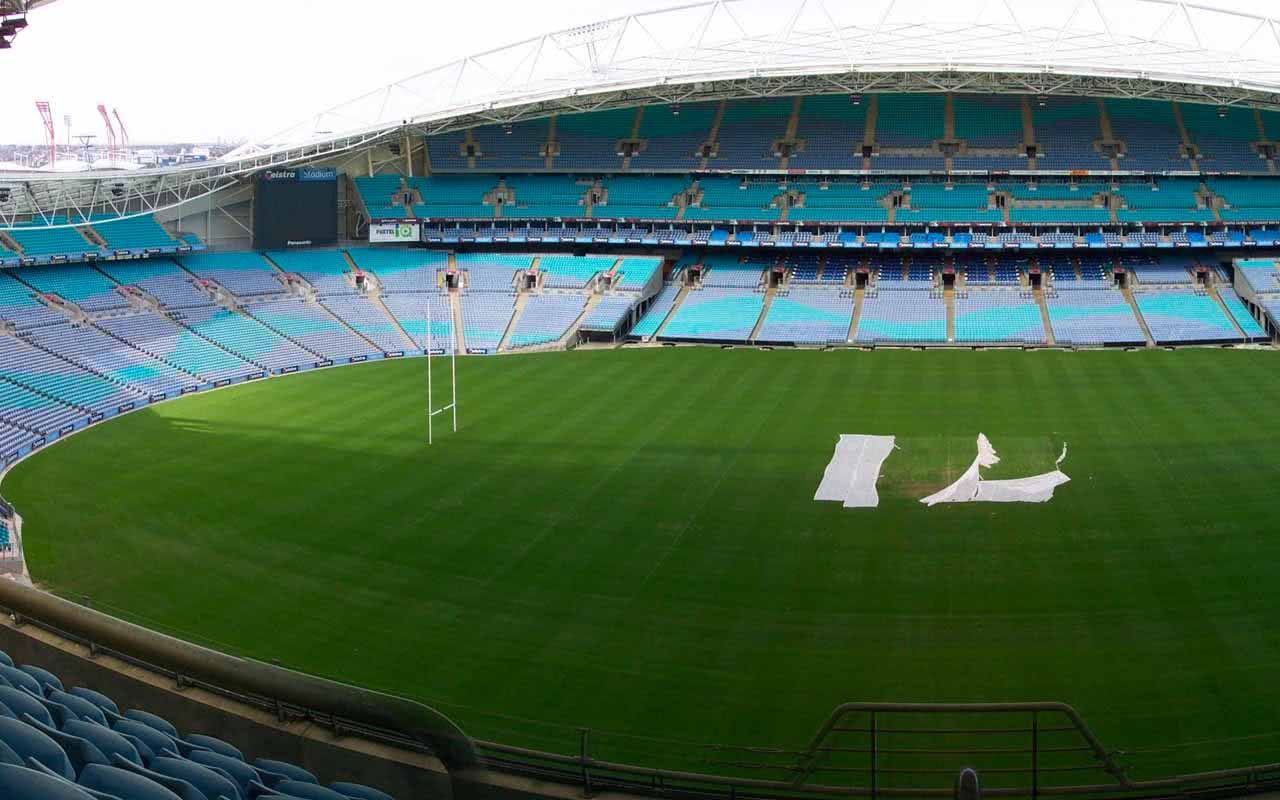 12th - ANZ Stadium - Sydney (Australia)