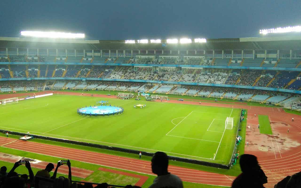 11th - Salt Lake Stadium - Calcutta (India)