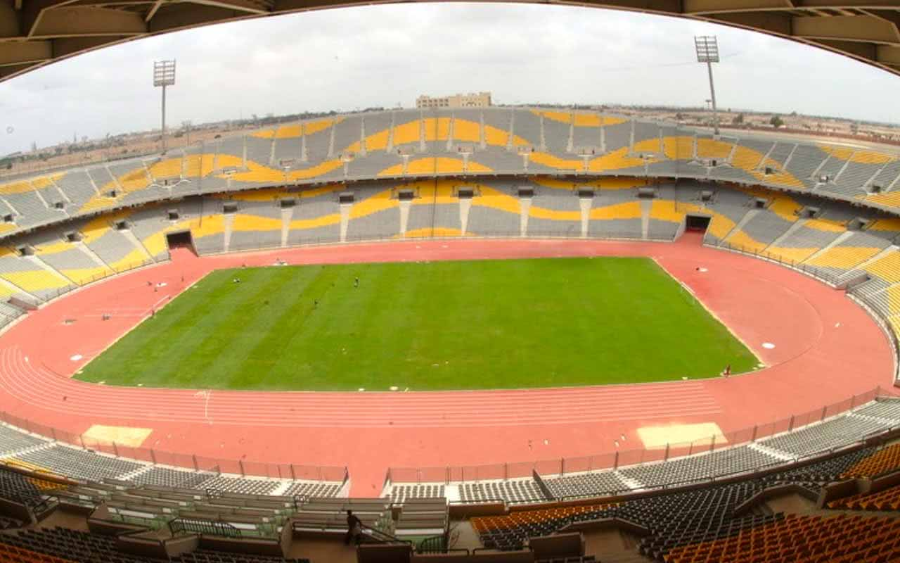 10th - Borg el Arab Stadium - Alexandria (Egypt)