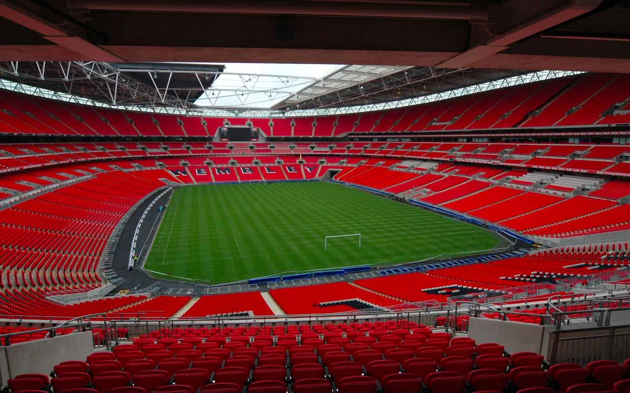 7th - Wembley Stadium - London (England)
