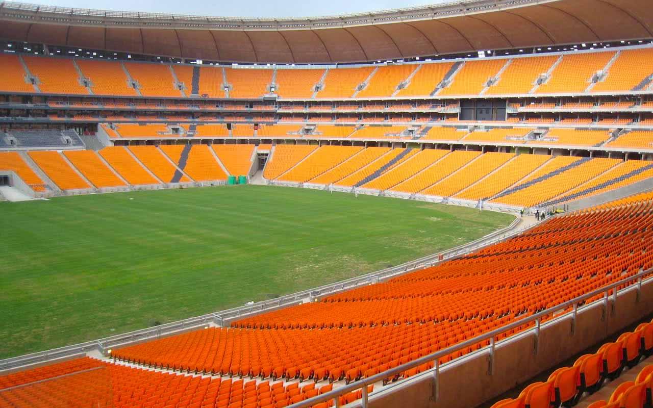 5th - FNB Stadium - Johannesburg (South Africa)