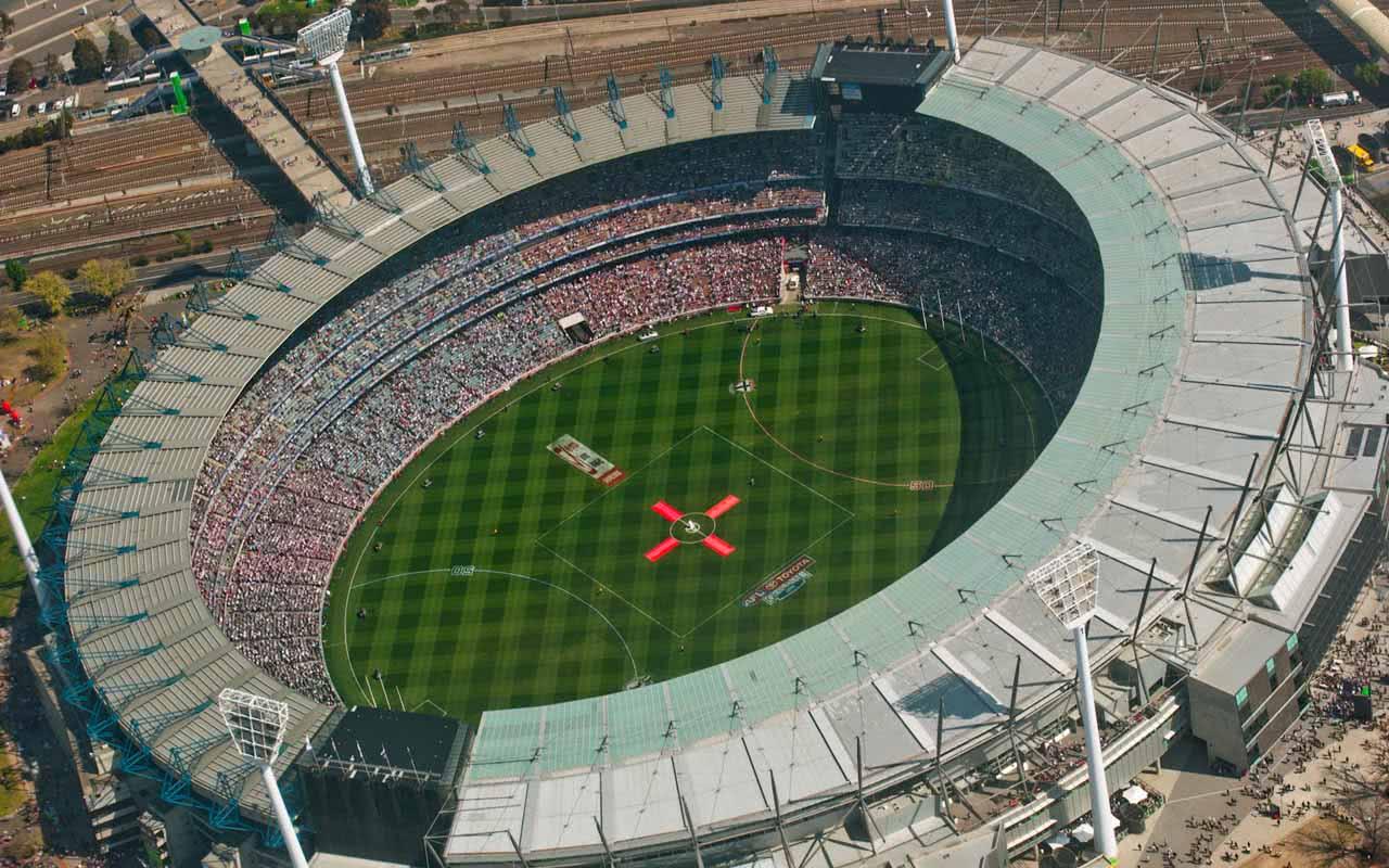 3rd - Melbourne Cricket Ground - Melbourne (Australia)