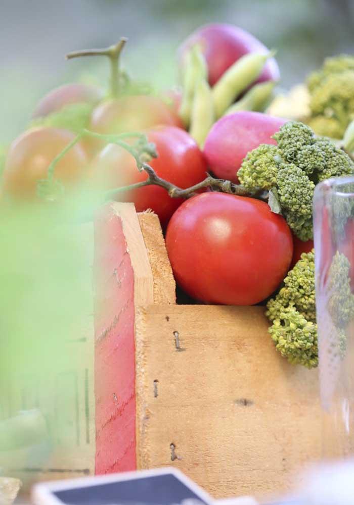 Na hora de comprar os recheios, prefira ingredientes frescos, especialmente no caso de legumes e vegetais