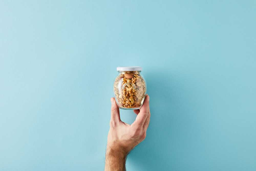 Where and how to use glass jars