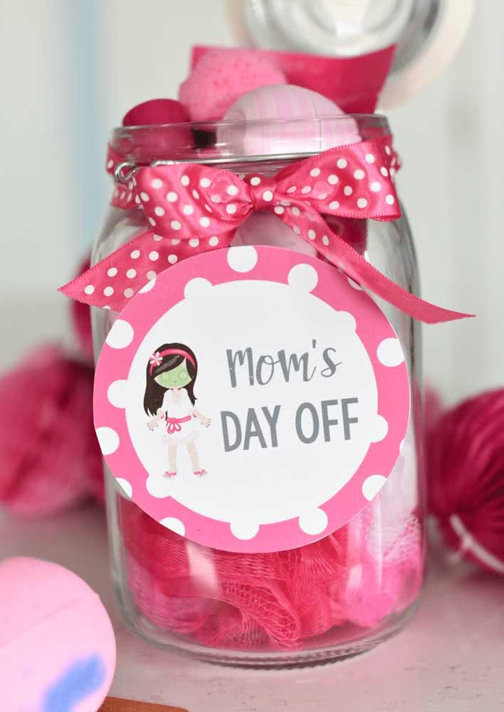 Kit Spa Day para o dia das mães