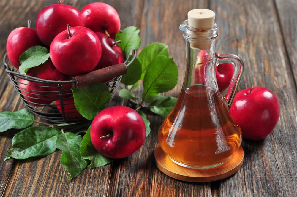 Advantages of vinegar cleaning