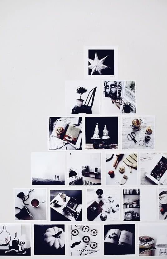 Árvore de Natal para fotógrafos