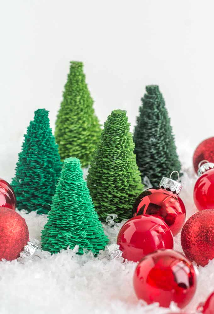 Para não gastar demais, que tal uma decoração simples e barata para o Natal?