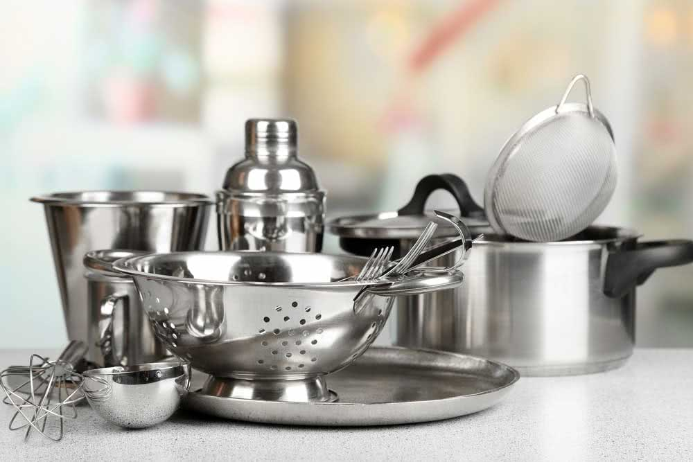 Stainless items